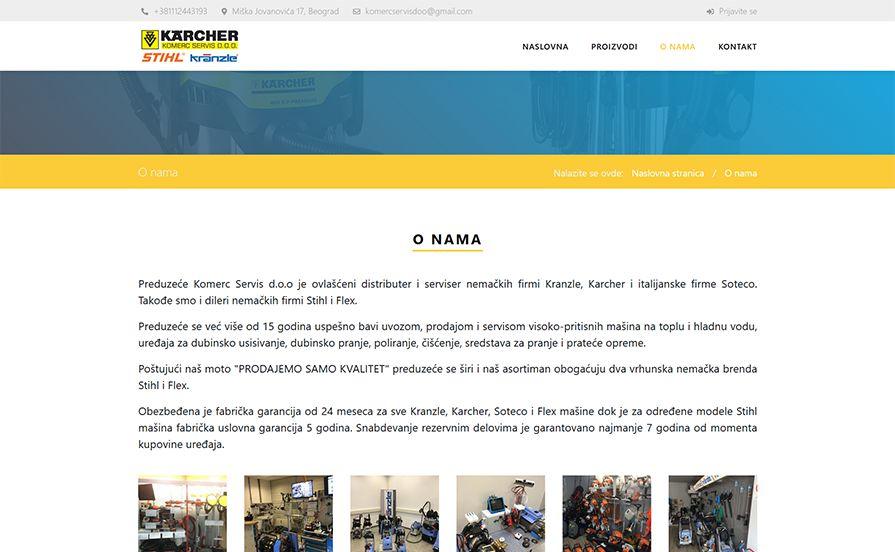 Komerc Service