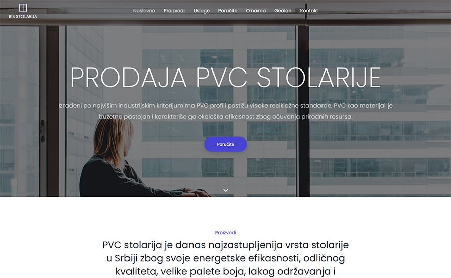 PVC Carpentry - BIStolarija